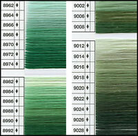 Anchor Tapestry Wool 10m Colours 8962 - 9028 100% Wool Fast Colour
