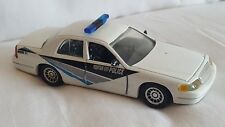 Road Champs Mountain View Police  Diecast Vehicle 1:43 Scale 1998