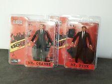 Reservoir Dogs Action Figures Mr Pink / Mr Orange
