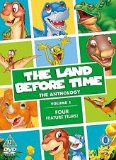 The Land Before Time 1 2 3 R4 DVD