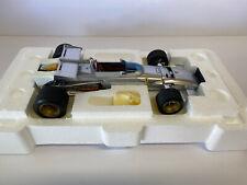 EXOTO 1/18 Ferrari 312B Pure Line in Aluminum Finish Model Diecast Car