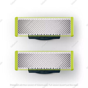 BRAND NEW Philips QP220/50 OneBlade 2 Pack Replacement Blades Beard Shaving Head