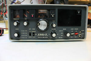 Yaesu Frg-7 Shortwave Am CW SSB Communications Receiver