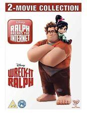 Wreck It Ralph Ralph Breaks The Internet DVD Region 2