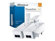 Powerline Starter Kit 500 Mbit/s devolo dLAN 550 Duo