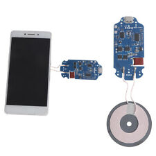 10W QI fast wireless charger transmitter module PCBA circuit board with c RS