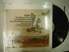 33 RPM Vinyl Mahler Symphony No. 4 in G Major Columbia MS6152 121514KME