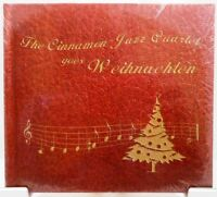 The Cinnamon Jazz Quartet goes Weihnachten + CD + Stimmungsvolles Album 10 Songs