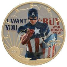 USA 2019 $1 LIBERTY Faces of America - I WANT YOU 1 Oz Silver Coin