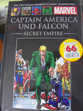 Die offizielle Marvel- Comic Sammlung Nr. 66 * Captain america u. Falcon (XXX)
