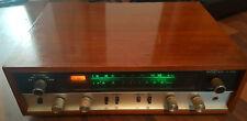 Receptor estéreo arena r-500 FM/AM Radio con madera auténtica revestimiento vintage rareza