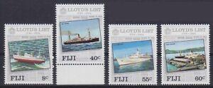 Ships Freighter Ship Fiji Mi No. 499 - 502 1984, Mint, MNH