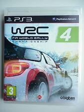 "WRC 4 - FIA World Rally Championship Jeu Vidéo ""PS3"" Playstation 3"