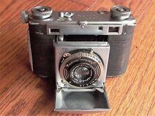 Certo Super Dollina 1939 Carl Zeiss Jena Tessar 5cm F:3.5 Compur rapid T,B,1~500
