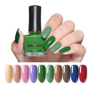 BORN PRETTY 6ml Solid Colour Nail Polish