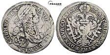 PRAGER: RDR, Leopold I., 15 Kreuzer 1696  [1358]