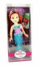 "NEW DISNEY PRINCESS & ME ARIEL Doll JEWEL EDITION 18"" Little Mermaid 2012 Jakks"