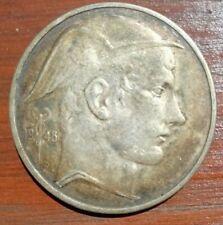 50 francs 1948, Prince Charles (en Argent) , version Française