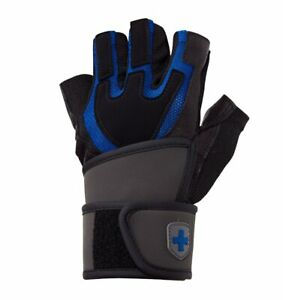 Harbinger Training Grip Wristwrap Mens Gloves