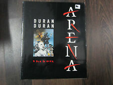 DURAN DURAN : ARENA THE BOOK - BUCH