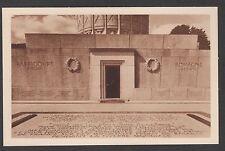 FRANCE    MEMORIAL POSTAL CARD -- 1937 -- MINT