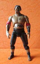 "SAMOA 2008 Wrestling WWE  Ruthless Aggression Jakks Pacific, Tall 4"" or 10cm"