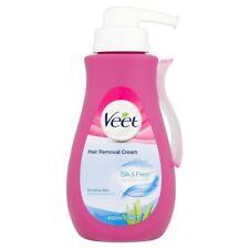 VEET Hair Removal Cream Sensitive Skin 400ml Aloe Vera & Vitamin E
