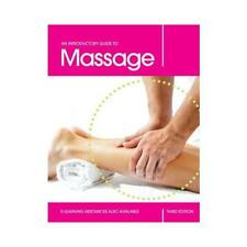 An Introductory Guide to Massage by Louise Tucker, Jane Foulston (editor)