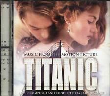 James Horner - TITANIC Soundtrack - Japan CD