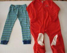 Toddler Boys Size 5T Pajamas Lot of 2 Disney, Gerber
