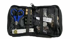 US Army Military Surplus Deluxe Travel Sewing Kit Woodland WC & Desert Camo DC