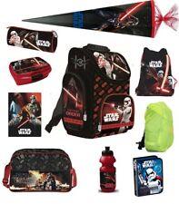 Star Wars Schulranzen Set 10tlg. (PL) Schultüte 85cm Sporttasche Federmappe uvm.