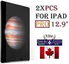 """2X HD clear screen protector iPad PRO 6 6TH 12.9"""" film Protecteur Transparent 2"""