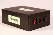 36V 20Ah E Bike Lithium Li-ion Battery Pack 6A Charger Bicycle Scooter Power BMS