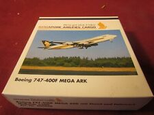 HERPA WINGS 1:500 SINGAPORE AIRLINES CARGO BOEING 747- 400F MEGA ARK