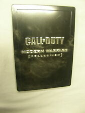 Call Of Duty Modern Warfare : Steelbook Collection case and games