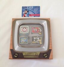 DISNEY genEARation D TV THROUGH THE YEARS BOX SET LE 300 & COLLECTIBLE GIFT CARD