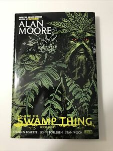 Saga of the Swamp Thing: Book Four By Alan Moore, Hardcover