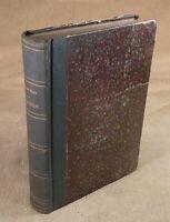 WALTER SCOTT illustré - REDGAUNTLET - EDITIONS FIRMIN DIDOT  1885