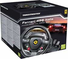 ThrustMaster Ferrari F458 Italia Racing Wheel and Pedals (4460094)