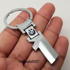 BMW 1 Serie Metal Llavero Llavero Keyfob Colgante