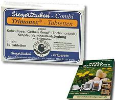 Klaus Siegertauben® Trimonex® Tabletten, 50 Tabletten --- @@@HEKA: 1x Art. 23500