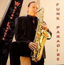 Walter Lakota - FUNK PARASISE - audio CD