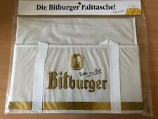 Grosse Tragetasche Falttasche von Bitburger, sehr stabil, Umweltfreundlich CO2