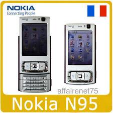 Téléphone Portable NOKIA N95 WIFI GPS 3G Neuf Débloqué Original