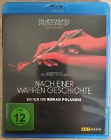Nach einer wahren Geschichte Bluray Eva Green Blu-ray Neuwertig Polanski Seigner