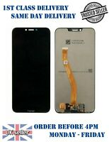 Replacement Huawei Honor Play Touch Screen Digitizer LCD Display Assembly Black