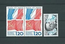 FRANCE - 1975 YT 1858 à 1859 - TIMBRES NEUFS** LUXE