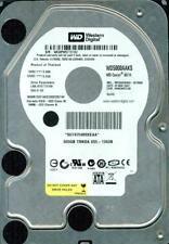 WD5000AAKS-40TMA0,  HHNCNV2CAB  WESTERN DIGITAL SATA 500GB