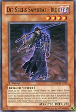 Yu-Gi-Oh-Karte - Die sechs Samurai - Irou